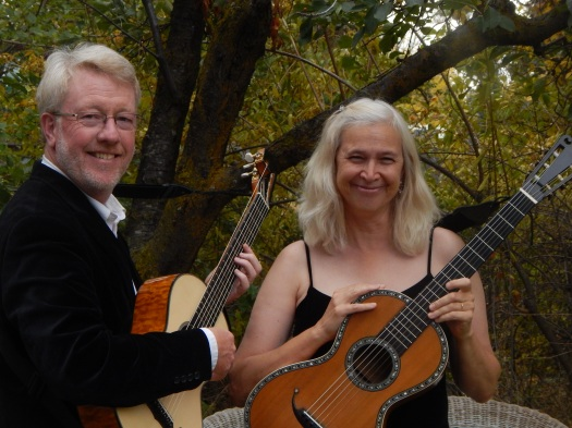 Caulkins Duo, Promo Photo