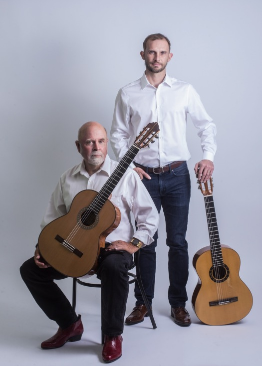 John Paul Shields and James Reid are two classical guitarist