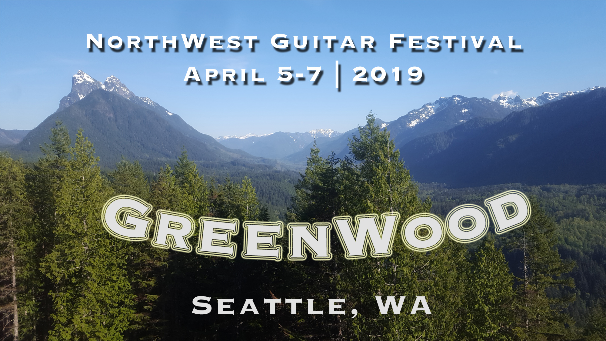 Northwest Guitar Festival